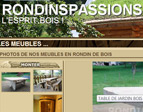 Rondins Passions